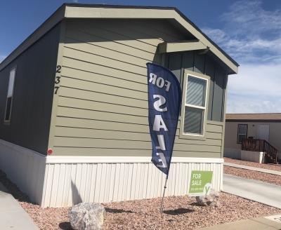 Mobile Home at 12721 W Greenway Rd Lot 54 El Mirage, AZ 85335