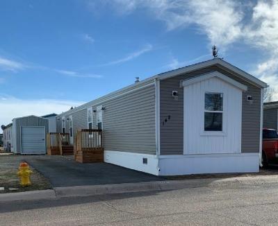 Mobile Home at 3280 S Academy Blvd, Lot #142 Colorado Springs, CO 80916