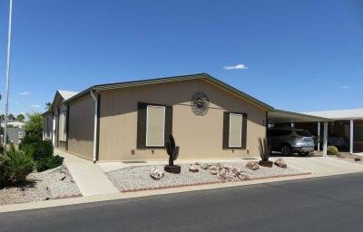 Mobile Home at 3700 S. Ironwood Dr., #50 Apache Junction, AZ 85120
