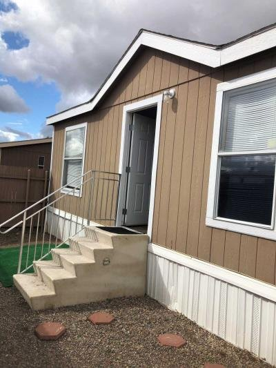 Mobile Home at 8427 W. GLENDALE AVE LOT # 177 Glendale, AZ 85305