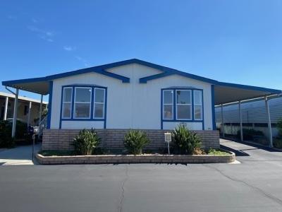 Mobile Home at 1201 W. Valencia #125 Fullerton, CA 92833