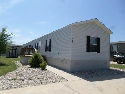 Mobile Home at 7460 Kitty Hawk Rd. Site 445 Converse, TX 78109