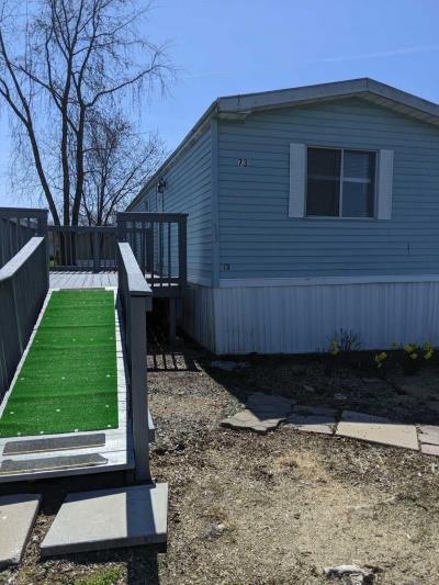 Mobile Home at 73 Austin Drive Grantville, PA 17028