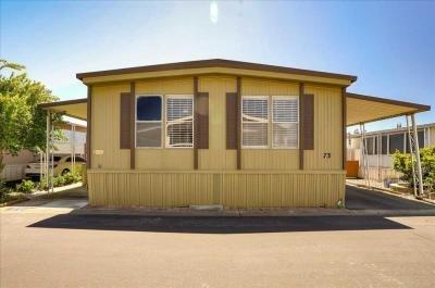Mobile Home at 575 San Pedro Ave. #73 Morgan Hill, CA 95037