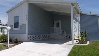 Mobile Home at 701 Aqui Esta Dr. #159 Punta Gorda, FL 33950