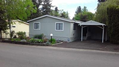 Mobile Home at 5055 N.E. Elliott Cir Space #44 Corvallis, OR 97330