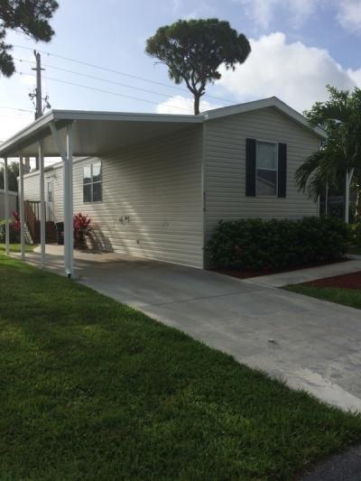 Mobile Home at 6316 S Ash Lane Lantana, FL 33462