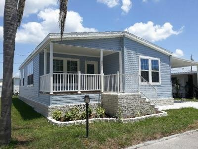 Mobile Home at 2882 Gulf To Bay Blvd. # 0117 Clearwater, FL 33759