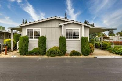Mobile Home at 433 Sylvan Ave. #9 Mountain View, CA 94041
