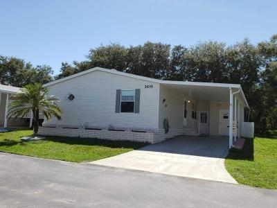 Mobile Home at 3615 Asbury Drive Parrish, FL 34219