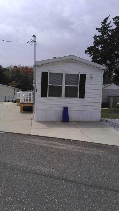 Mobile Home at 1621 S. Shore Rd. #125 Ocean View, NJ 08230
