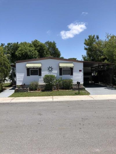 Mobile Home at 8021 72D  Way N. Pinellas Park, FL 33781