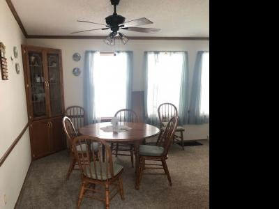 Dining Area with China Cabinet