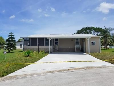 Mobile Home at 2324 Bent Pine Drive Melbourne, FL 32904