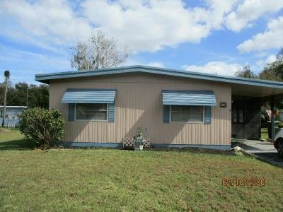 Mobile Home at 508 Remann Rd. Leesburg, FL 34748