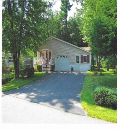 Mobile Home at 87 Eagle Dr. Rochester, NH 03868