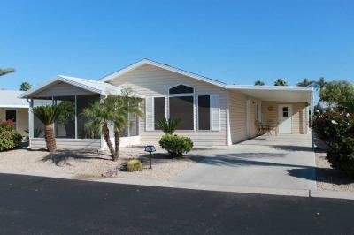 Mobile Home at 2550 S Ellsworth Rd #480 Mesa, AZ 85209