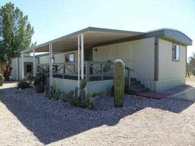 Mobile Home at 35590 South Highway 77 Tucson, AZ 85739