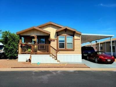 Mobile Home at 9431 E. Coralbell Ave. Mesa, AZ 85208