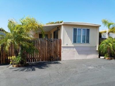 Mobile Home at 20550 Earl St., Sp 24 Torrance, CA 90503