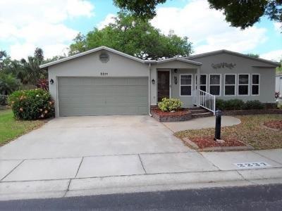 Mobile Home at 2237 Del Mar Dr. North Fort Myers, FL 33903