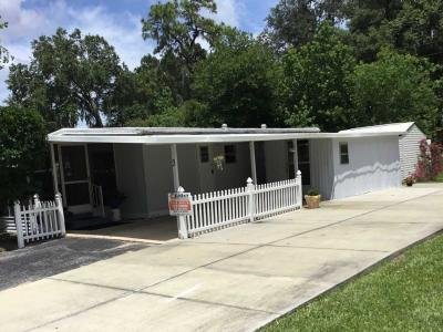 Mobile Home at 9705 Hickory Hollow Rd Lot #3 Leesburg, FL 34788