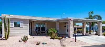 Mobile Home at 2550 S Ellsworth Rd, 391 Mesa, AZ 85209