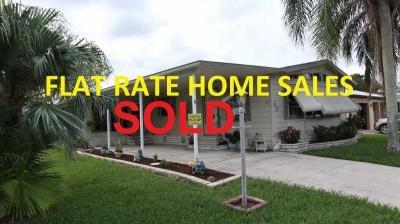 Mobile Home at 42 LAGOS DEL NORTE Fort Pierce, FL 34951