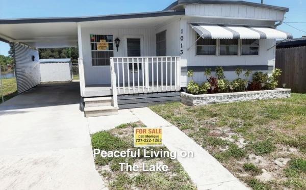 Saint Petersburg, FL Senior Retirement Living Manufactured ...