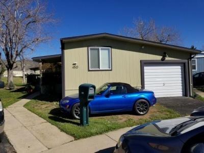 Mobile Home at 4500-19th St., #450 Boulder, CO 80304