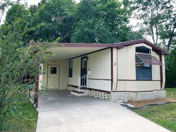 1986 Brig Mobile Home For Sale