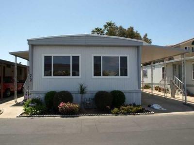 Mobile Home at 1845 Monrovia Avenue, #72 Costa Mesa, CA 92627