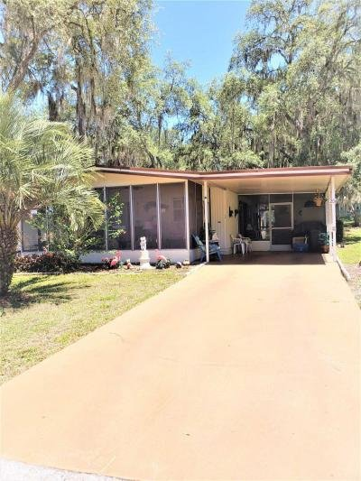 Mobile Home at 206 Magnolia Drive Lady Lake, FL 32159