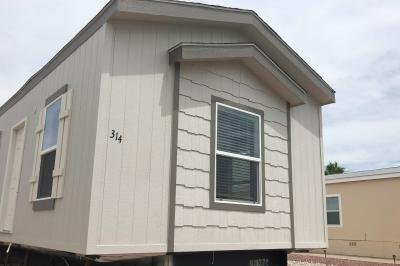 Mobile Home at 2000 S. Apache Rd., Lot #314 Buckeye, AZ 85326