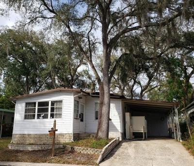 Mobile Home at 15621 LAKESHORE VILLA LOOP Tampa, FL 33613