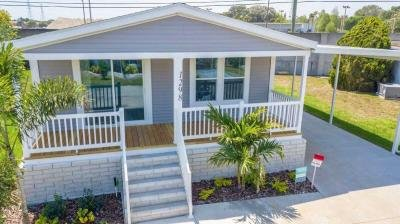 Mobile Home at 1298 Teahouse Drive Clearwater, FL 33764