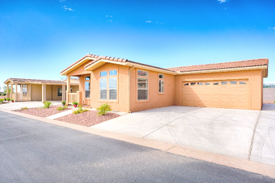 Mobile Home at 7373 E. Us Hwy 60 #317 Gold Canyon, AZ 85118