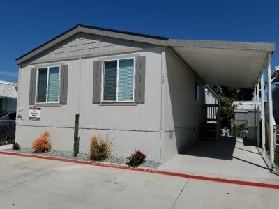 Mobile Home at 1023 Outer Rd. #42 San Diego, CA 92154