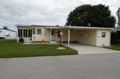 Mobile Home at 5707 45Th Street East Unit # 174 Bradenton, FL 34203