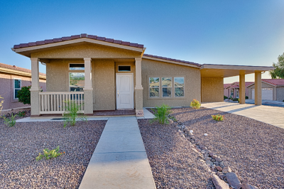 Mobile Home at 7373 E. Us Hwy 60 #361 Gold Canyon, AZ 85118