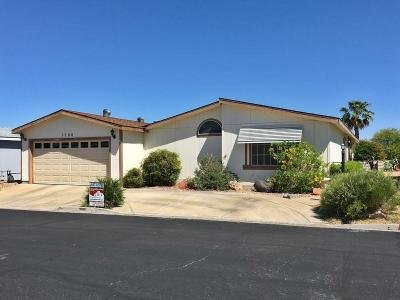 Mobile Home at 1708 William Ave. Henderson, NV 89074