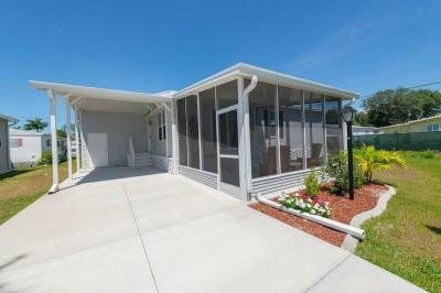 Mobile Home at 708 Bamboo Court Naples, FL 34110