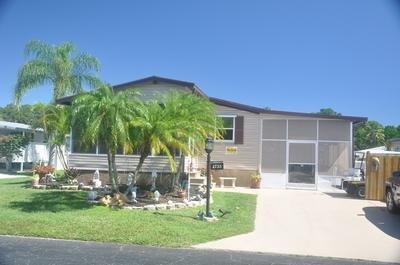 Mobile Home at 4735 SE Dogwood Terrace Stuart, FL 34997
