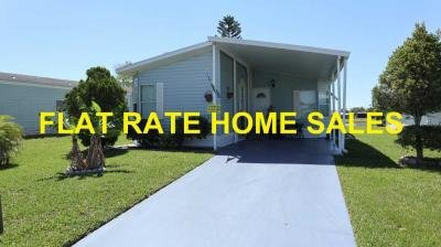 Mobile Home at 14313 Dulce Real Fort Pierce, FL 34951