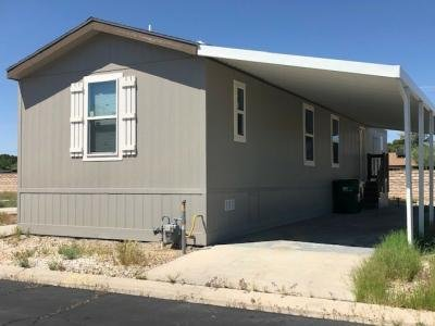 Mobile Home at 801 W. Ward Ave. Sp.13A Ridgecrest, CA 93555