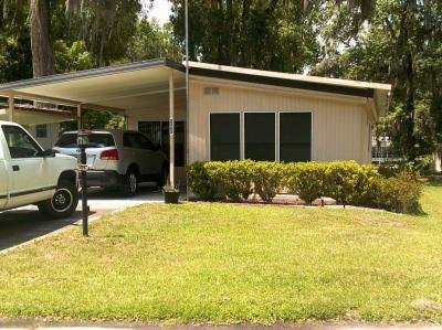 Mobile Home at 2262 Nw 48 Avenue Road Ocala, FL 34482