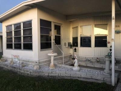 Mobile Home at 7816 Parkway Avenue  Hudson, FL 34667