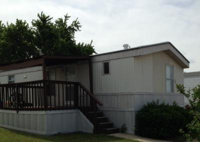 Mobile Home at 5301 E. McKinney Street, #23 Denton, TX 76208