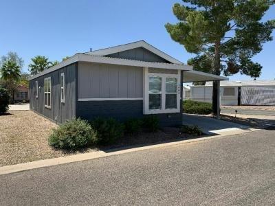 Mobile Home at 8865 East Baseline Rd, #1409 Mesa, AZ 85209