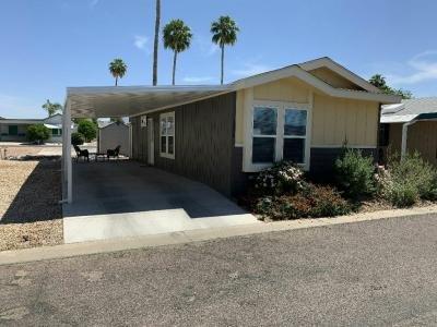 Mobile Home at 8865 East Baseline Rd, #1328 Mesa, AZ 85209